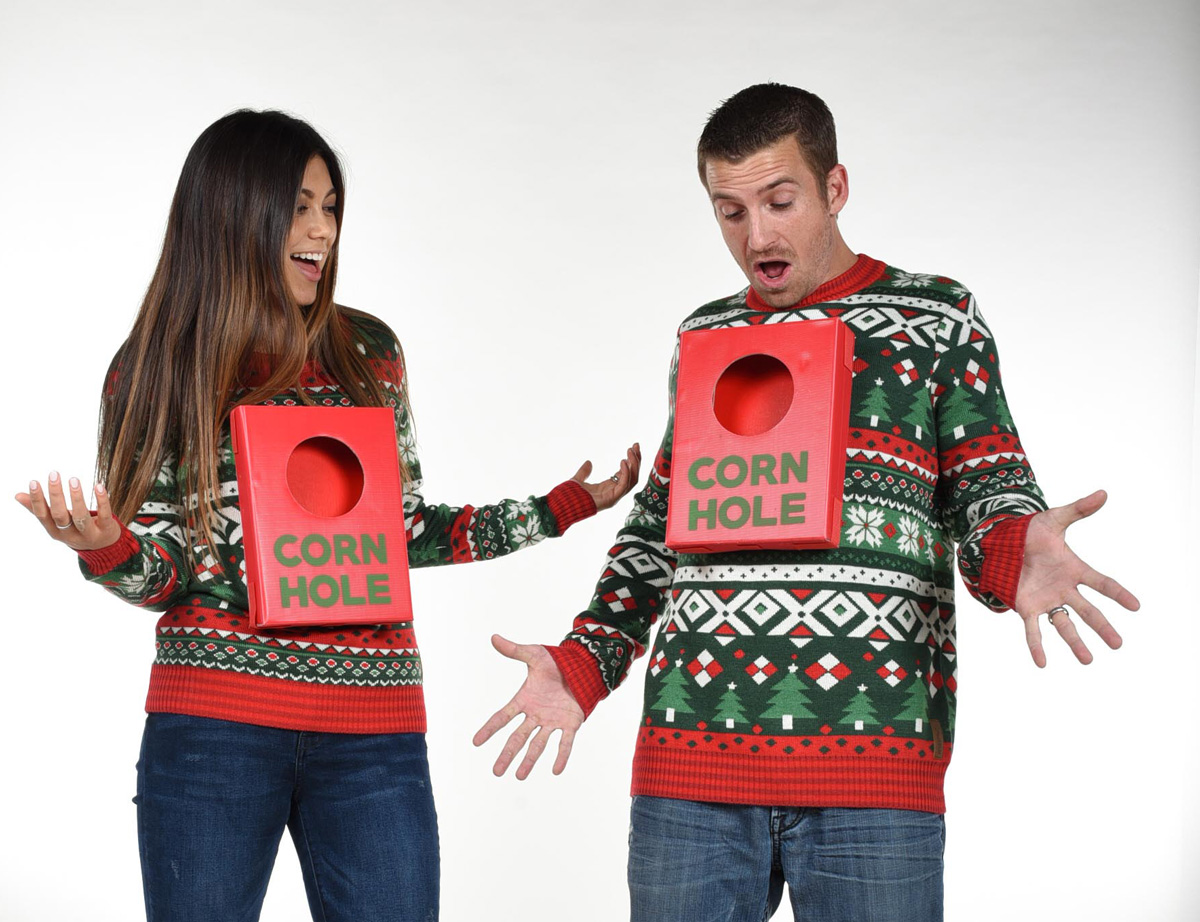 How To Win an Ugly Christmas Sweater Contest